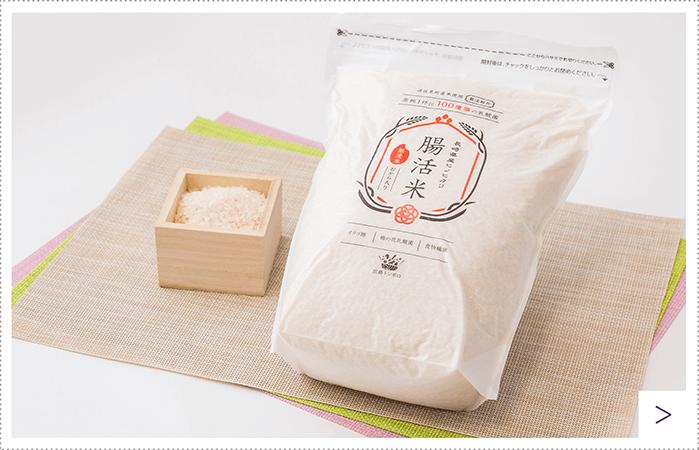 【ご贈答にもおすすめ】腸活米(2kg:約1ヶ月分)